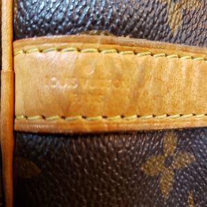 Louis Vuitton Bags - Authentic Louis Vuitton Monogram Speedy 35 Bandoul
